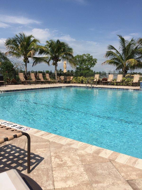 Community pool - Newly Available this APRIL 2017!! - Bonita Springs - rentals