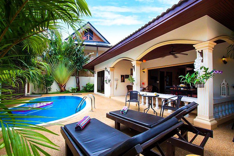 """Bon Island"" Luxury 2 Bedroom Pool Villa - Image 1 - Rawai - rentals"