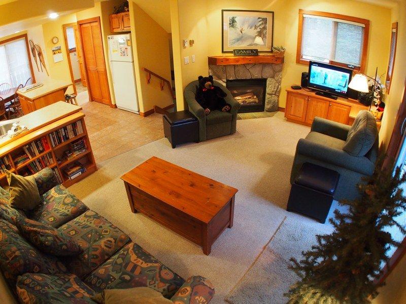 TIM14Livingroom - Timberline Village - 14 - Sun Peaks - rentals