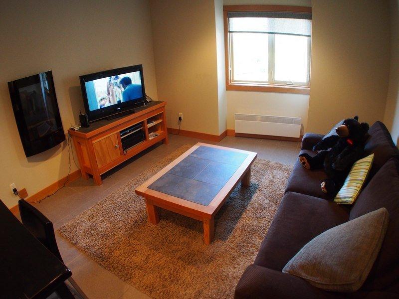 KL207Livingroom - Kookaburra Village Center - 207 - Sun Peaks - rentals
