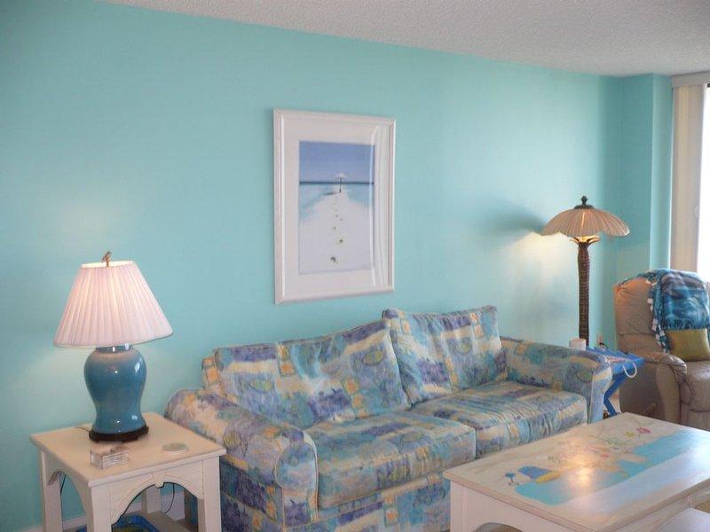 Living Room - BEACH! BEACH! BEACH! BEACH! - Marco Island - rentals