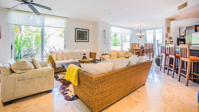 5th Avenue 2 Bedroom Condo Home - Image 1 - Playa del Carmen - rentals