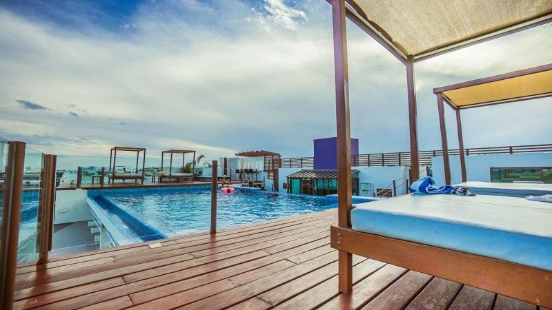 1 Bedroom Suite with partial Ocean Views - La Chiquita - Image 1 - Riviera Maya - rentals
