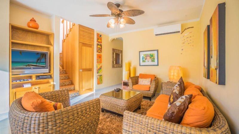 Penthouse home at Margaritas - Image 1 - Playa del Carmen - rentals