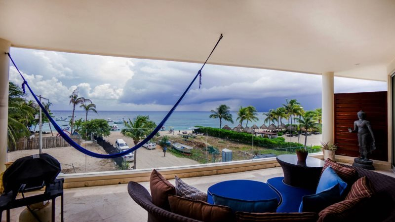 The Elements Suite 223 BEACH TOWER - Image 1 - Riviera Maya - rentals