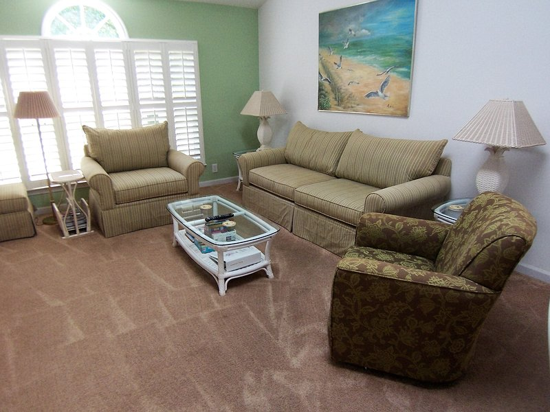 2 BR, 2 BA (3DV2), Sea Trail Sunset Beach, NC - Image 1 - Sunset Beach - rentals
