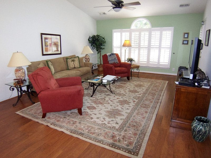 3 BR 3 BA (3C3) Condo at Sea Trail Golf Resort, NC - Image 1 - Sunset Beach - rentals