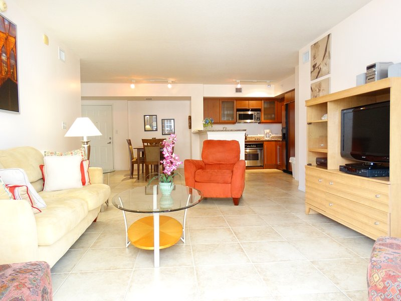 oceanfront vacation rental - Image 1 - Hallandale - rentals