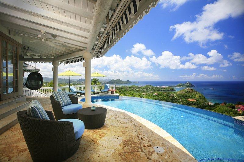 Villa Caribe- GROS ISLET - Image 1 - Gros Islet - rentals
