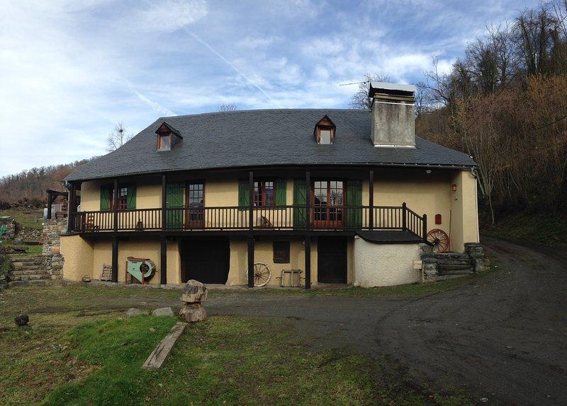 La Maison de Bernadette, Artalens-Souin - La Maison de Bernadette, French Pyrenees - Hautes-Pyrenees - rentals