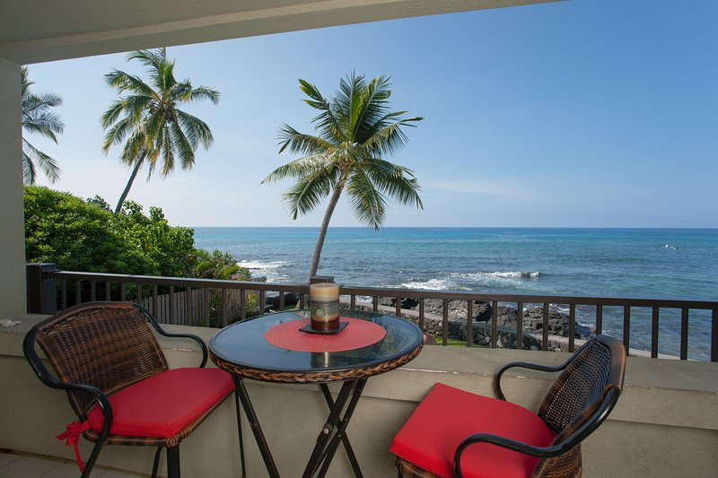 New Trip Advisor Direct Oceanfront Beauty-DEAL - Image 1 - Kailua-Kona - rentals