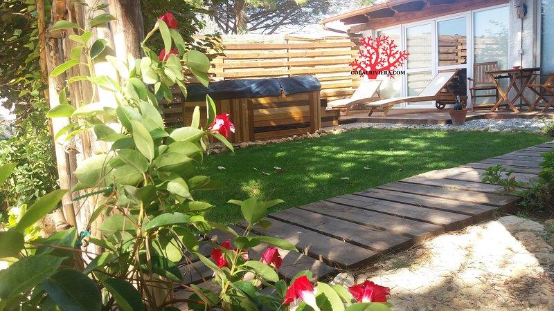 Whirpool - La Dolce Vita - Cottage with outdoor Jacuzzi - Alghero - Alghero - rentals