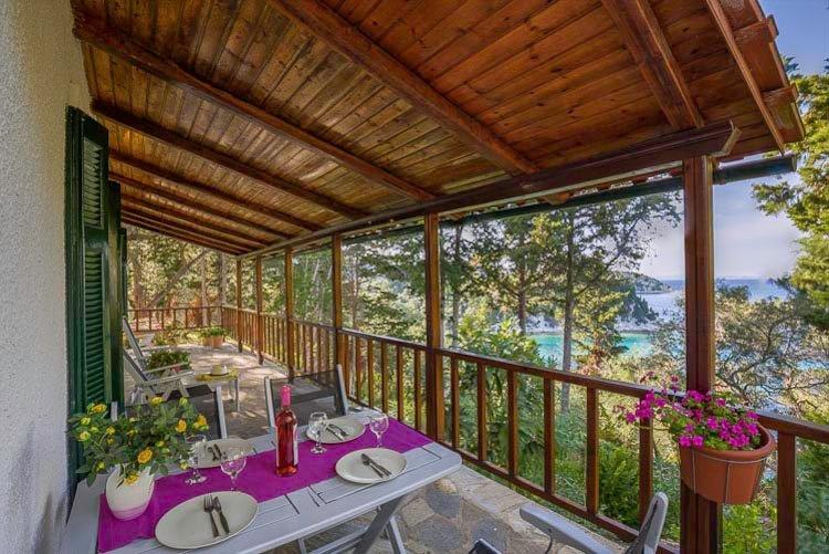 Katina Cottage (near Loggos, Paxos) - Image 1 - Loggos - rentals