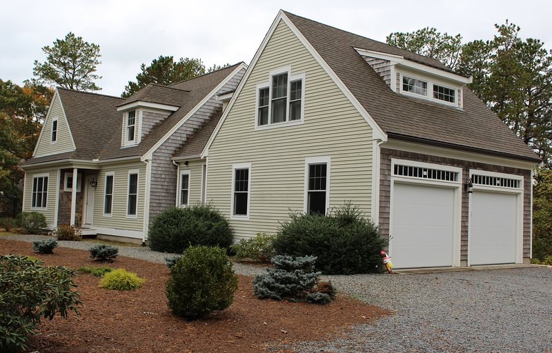 House with 2 car garage in quite neighborhood - Contemporary Large House On Cape Code Bay - Wellfleet - rentals