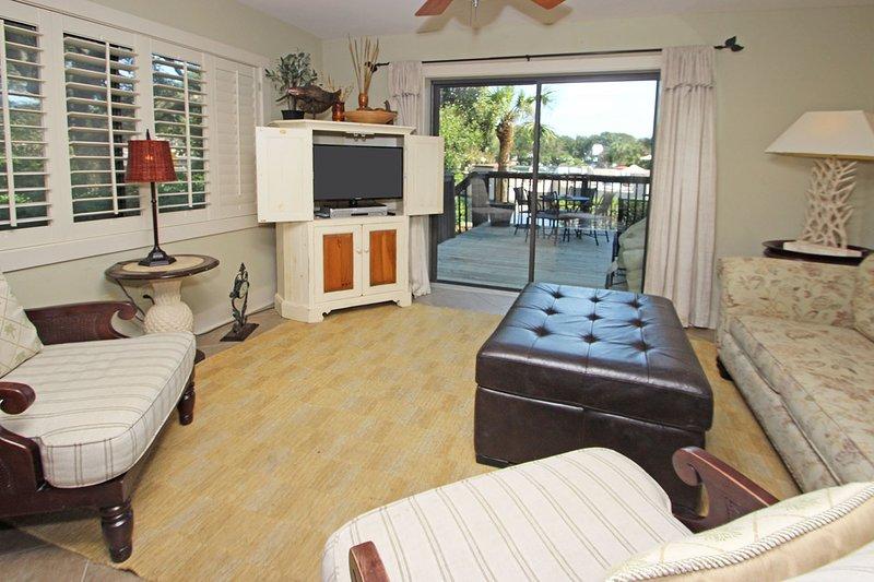 Island Club, 10-109 - Image 1 - Hilton Head - rentals