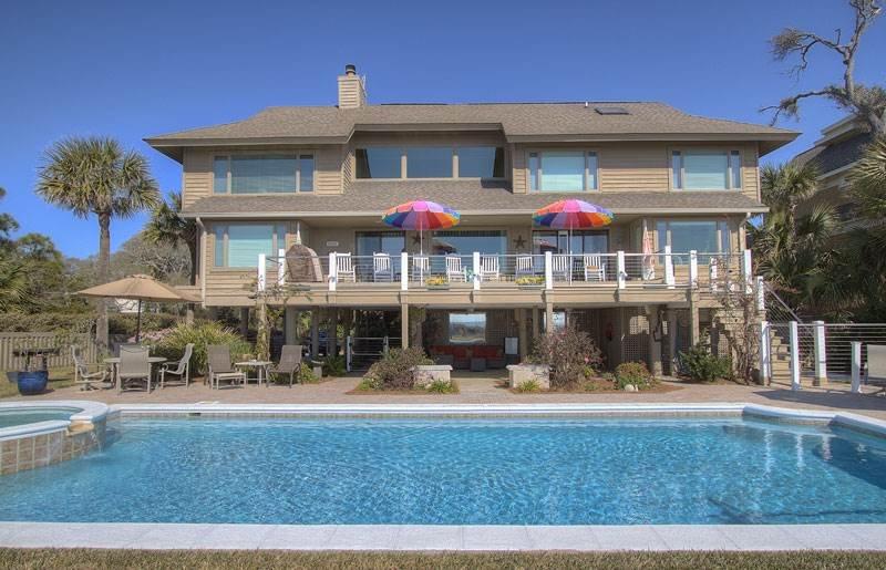 Sandpiper 33 - 4BR - Image 1 - Hilton Head - rentals