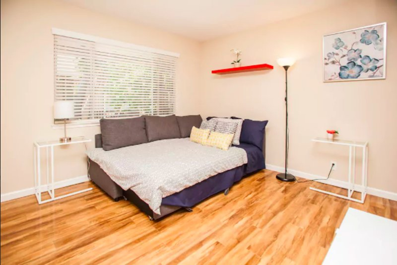 Furnished 1-Bedroom Apartment at Easy St & Walker Dr Mountain View - Image 1 - Mountain View - rentals