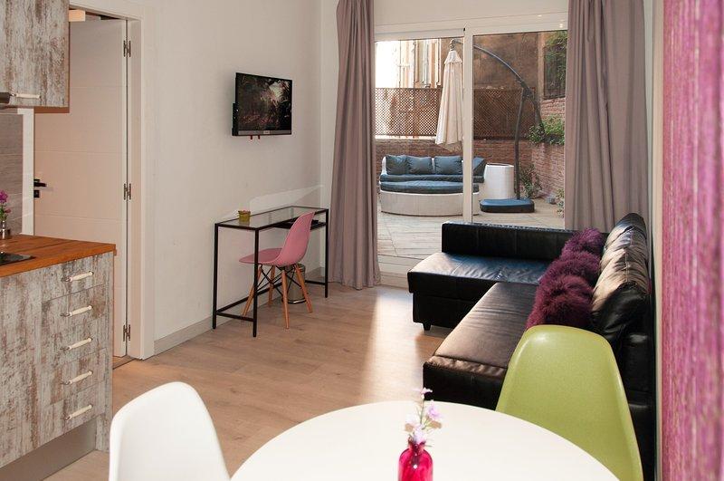 Apartment Pitahaya - Image 1 - Barcelona - rentals