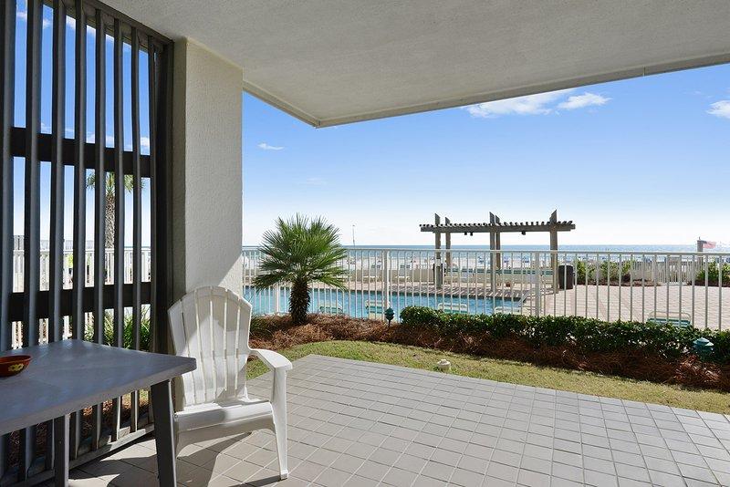 Shoalwater 103 ~ True Ground Floor w 3 beds/2baths - Image 1 - Orange Beach - rentals