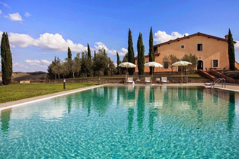 Villa i Nembi - Image 1 - Montaione - rentals