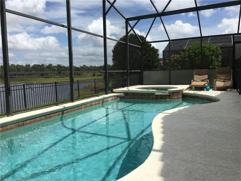 ORLANDO DISNEY 4 / 5 BED VACATION POOL HOME - Image 1 - Davenport - rentals