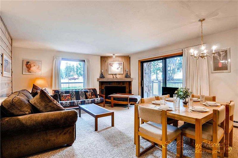 Double Eagle Condos A12 by Ski Country Resorts - Image 1 - Breckenridge - rentals