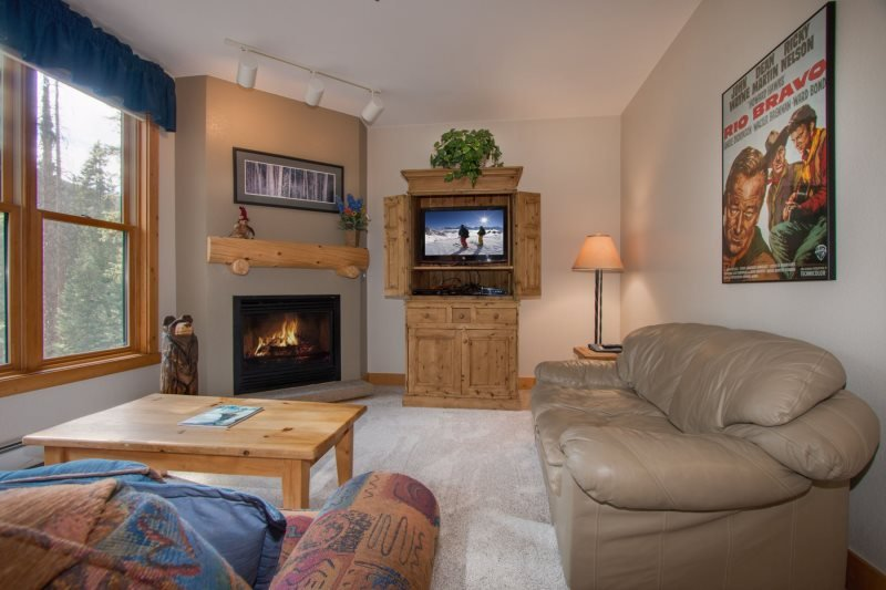 Trappers Crossing 8763 - Washer/dryer, jetted tub, on shuttle route, outdoor hot tub on site! - Image 1 - Keystone - rentals