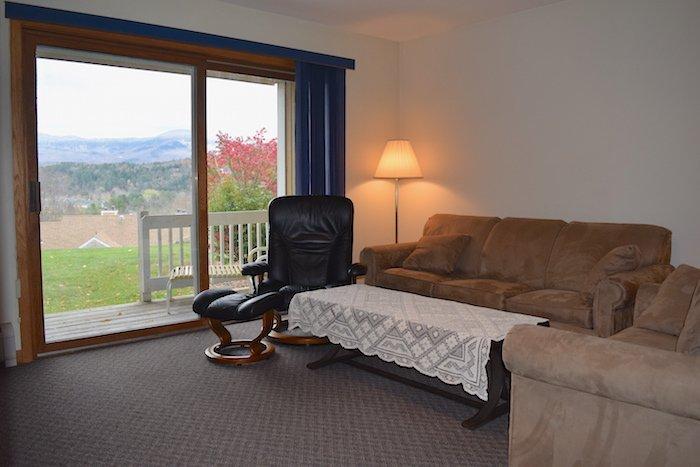 Living Room - Mountainside Resort K-202 - Stowe - rentals