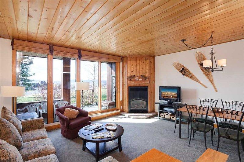 West Condominiums - W3307 - Image 1 - Steamboat Springs - rentals