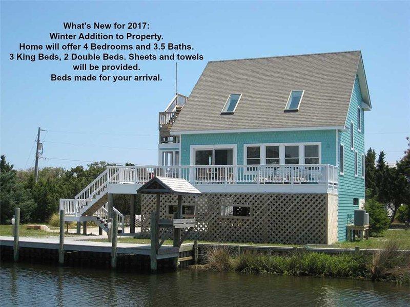 Carolina Winds - Image 1 - Ocracoke - rentals