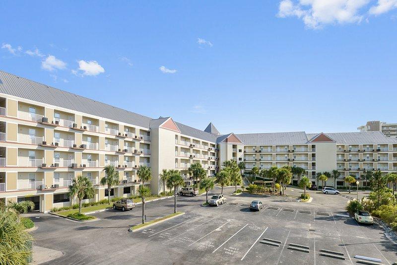 Grand Caribbean 320 (1 bedroom sleeps 6) - Image 1 - Orange Beach - rentals