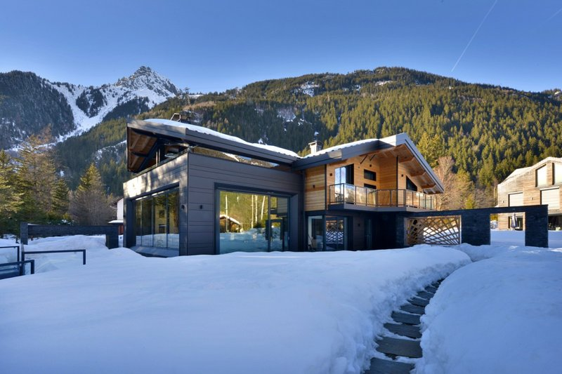Chalet Dalmore - Image 1 - Chamonix (les Tines) - rentals