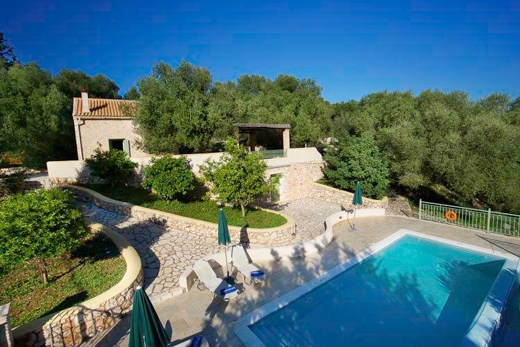 Architects House (Evreti, near Fiscardo) - Image 1 - Fiscardo - rentals