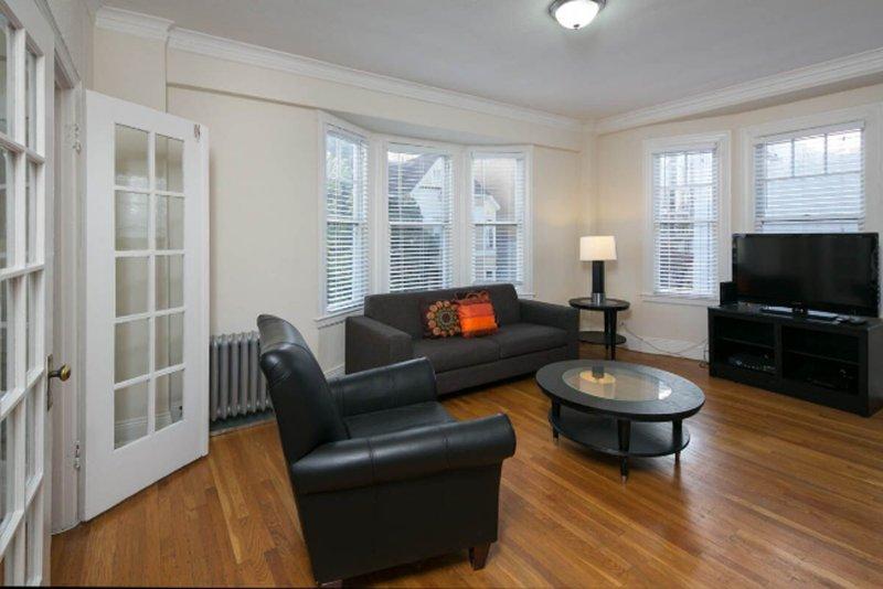 Furnished Apartment at Franklin St & Fern St San Francisco - Image 1 - San Francisco - rentals