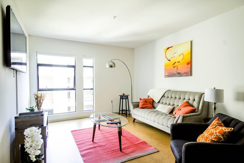 Furnished 2-Bedroom Apartment at Hollywood Blvd & Argyle Ave Los Angeles - Image 1 - Los Angeles - rentals