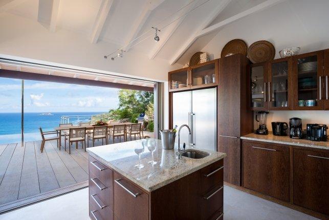 Villa Petite Saline St Barts Rental Villa Petite Saline - Image 1 - Anse Des Cayes - rentals