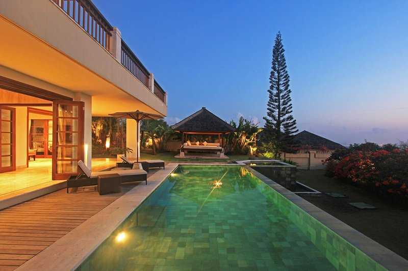 3 Bedroom Amazing Ocean View - Image 1 - Jimbaran - rentals