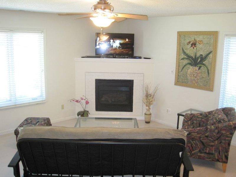 Living Room (1st Floor) - 1738 Baltic Avenue - VIRGINIA BEACH RESORT AREA - Virginia Beach - rentals