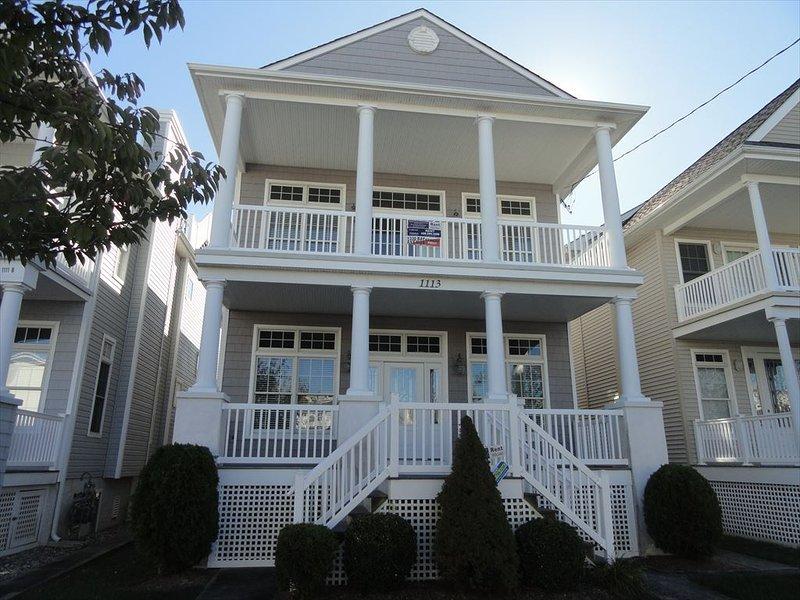 1113 Wesley Avenue 1st Floor 112271 - Image 1 - Ocean City - rentals