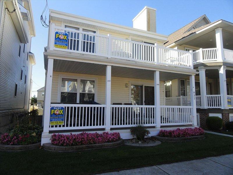 832 Brighton Place 2nd Floor 119195 - Image 1 - Ocean City - rentals
