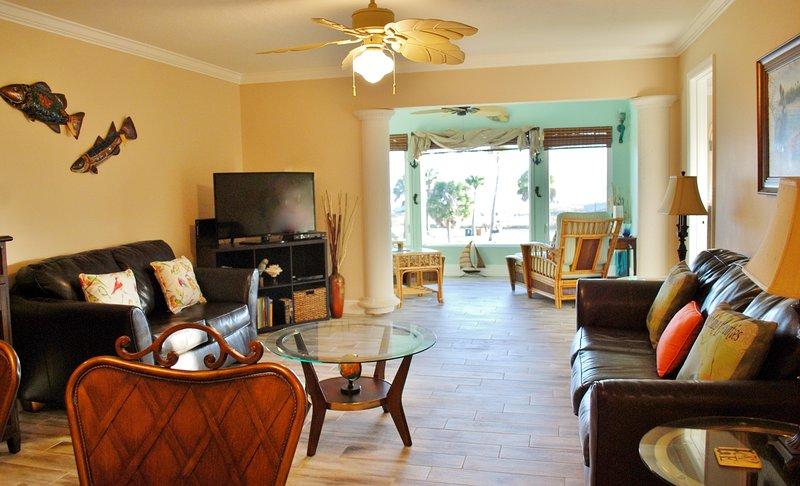 View from Front Door - Excellent Location - Gulf/Beach View - Siesta Key - Siesta Key - rentals