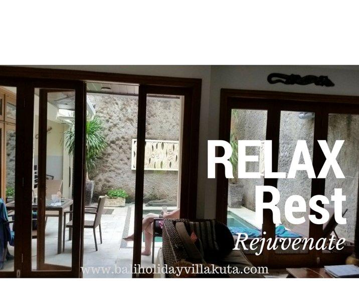 Villa Tawa  - KUTA- VILLA TAWA - Large Kuta Royal Villa - Bali - Kuta - rentals
