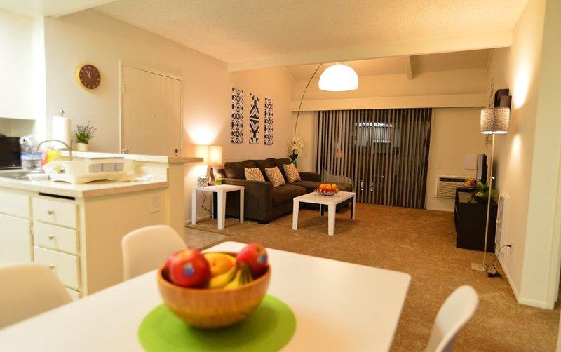 Furnished 2-Bedroom Apartment at Brookhurst St & Bolsa Ave Westminster - Image 1 - Westminster - rentals