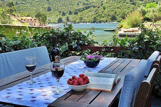 Quiet Apartment on Adriatic Rea - Image 1 - Sobra - rentals