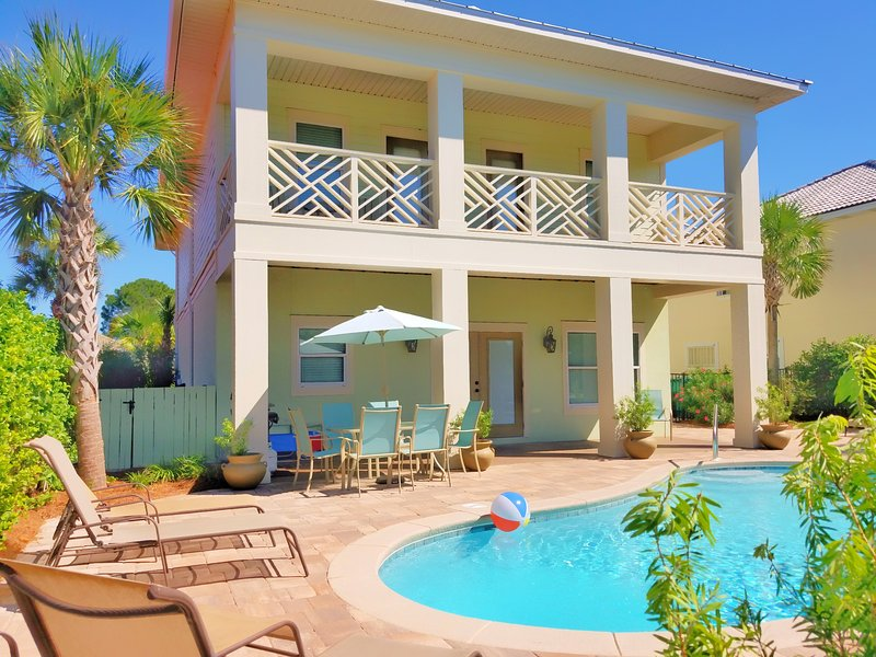 Brand New! Upscale,Private pool, Free golf cart! - Image 1 - Destin - rentals