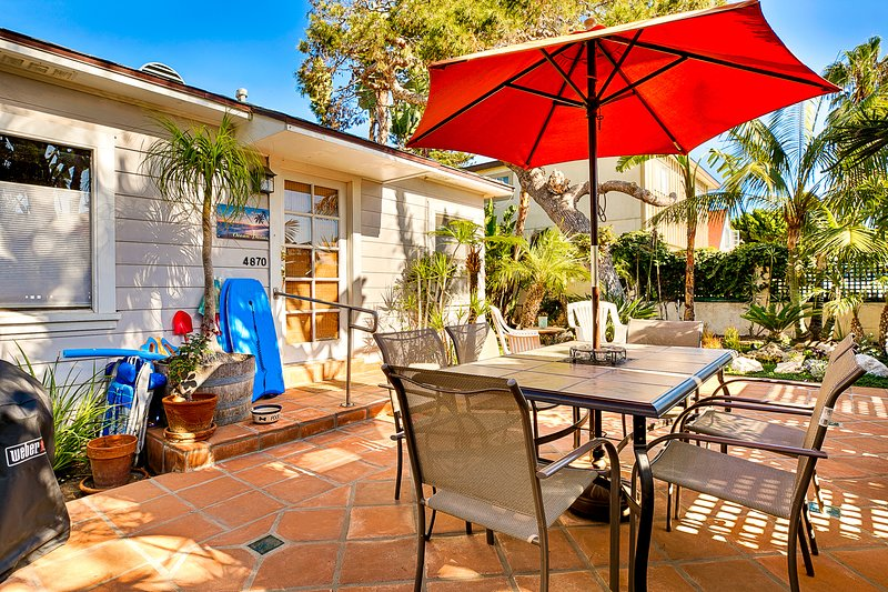 Ocean Palms Tropical Retreat - Image 1 - Pacific Beach - rentals