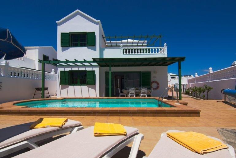 Villa Alegranza 2369 - Image 1 - Tias - rentals