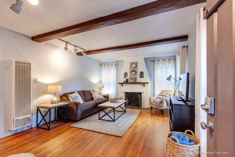 Living Room - DRAPER - La Jolla - rentals
