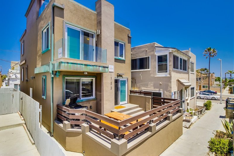 Welcome to 722 Sunset! - SUNSET722 - San Diego - rentals