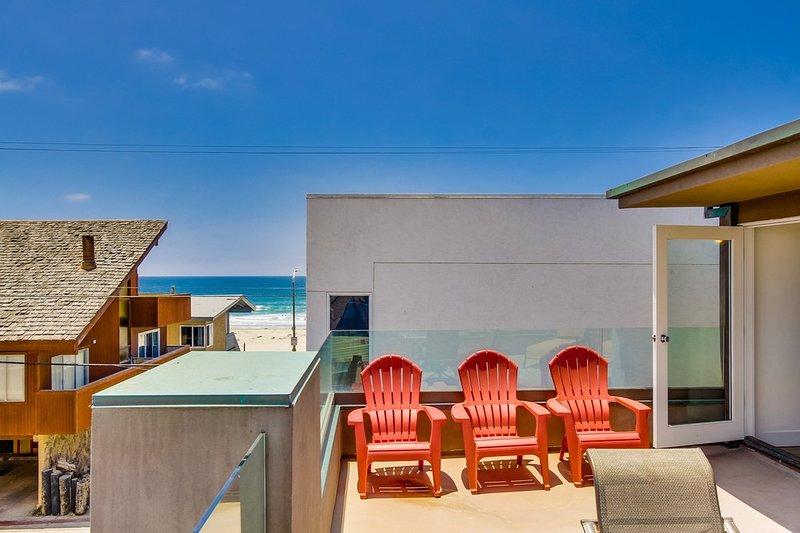 Roof Top Deck - SUNSET722 - San Diego - rentals